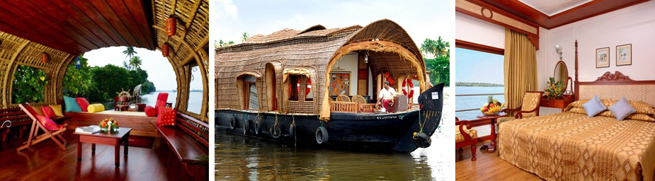 House Boat Tour