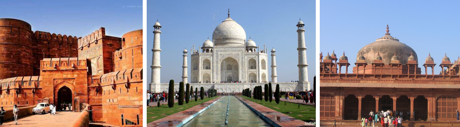 OVERNIGHT EXCURSIONS agra tour